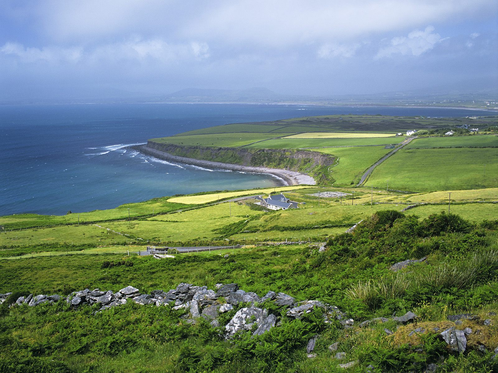 Ballinskelligs Bay, County Kerry, Ireland