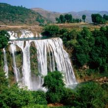 Huangguoshu Falls, Guizhou Province, China