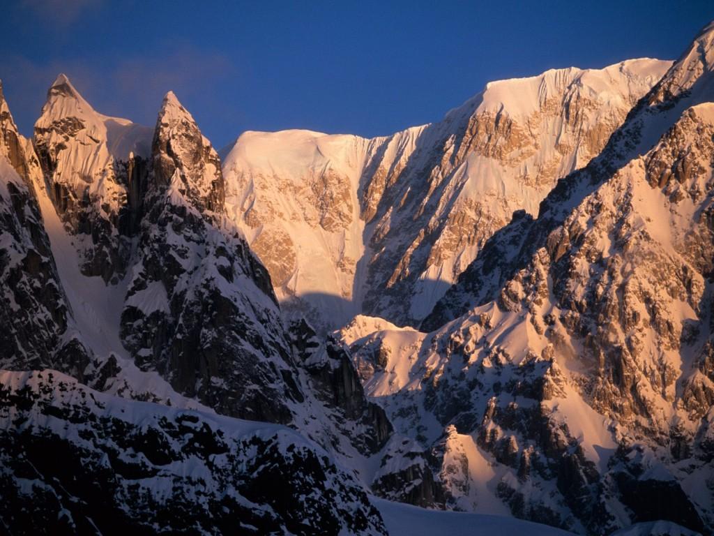 Alaskan Sunrise, Denali National Park